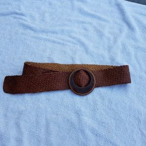Liz Claiborne Brown Leather Women's Belt